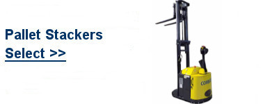 Select Combilift PalletStackers